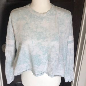 Hollister Must Have Collection tie dye shirt